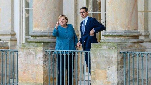Vor EU-Gipfel: Grüne fordern von Merkel hartes Durchgreifen gegen Polen