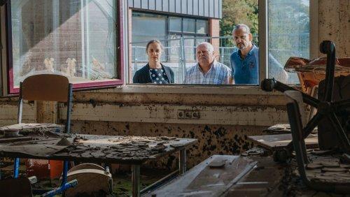 Öffnung der Förderschule in Bad Neuenahr-Ahrweiler: Die Eltern, die Flut und die Wut