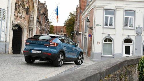 Autogramm Volvo C40 Recharge Pure Electric: Sicher, Dicker