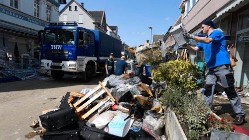 NRW-Innenminister Reul zur Flut: »Eine Katastrophe kann jeden Tag passieren«