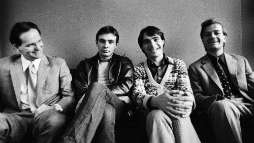 Musik-Auszeichnung: Klangpioniere Kraftwerk kommen in Hall of Fame