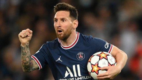 Messi trifft doppelt für PSG gegen Leipzig: Frechheit siegt