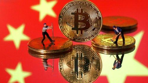 Kryptowährungen: China erklärt sämtliche Geschäfte mit Bitcoin für illegal