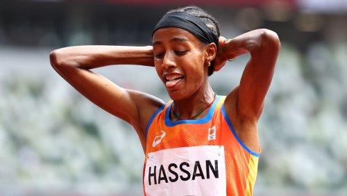 +++ Olympia-Update +++: 1500-Meter-Favoritin Hassan stürzt – und gewinnt ihren Vorlauf dennoch