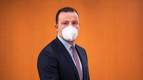 Masken-Affäre: Herzliche Grüße vom Minister