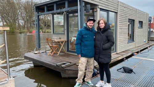 Hausboote: Mit dem Wohnzimmer aufs Wasser
