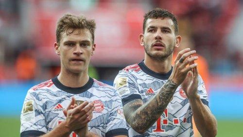 Bayern-Ärger um Kimmich und Hernández: Plötzlich wird's ungemütlich