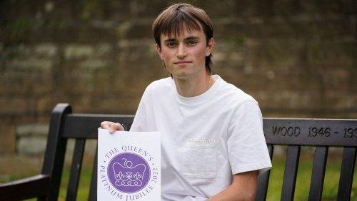 Großbritannien: Designstudent entwirft Logo zum Thronjubiläum der Queen
