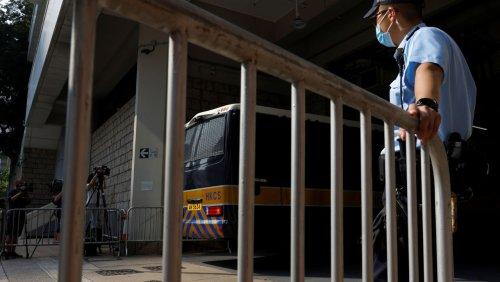 Urteil nach umstrittenem »Sicherheitsgesetz«: Hongkonger Aktivist muss neun Jahre ins Gefängnis