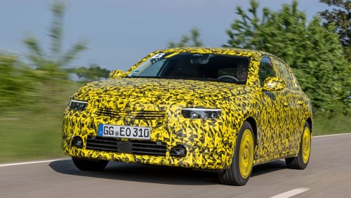 Erste Fahrt im neuen Opel Astra: Nimm dies, Volkswagen