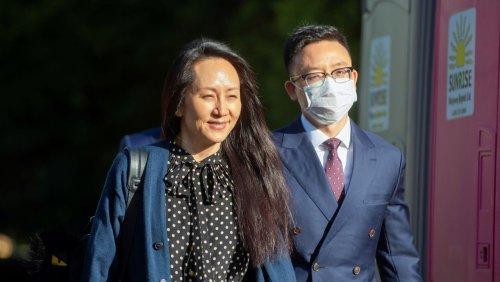 Freigelassene Huawei-Managerin: Chinas erfolgreiche Geiseldiplomatie