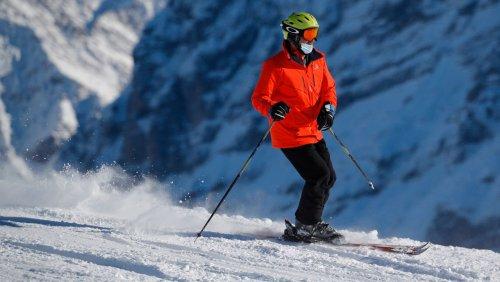 So wird die Skisaison: Auf die Pisten, Maske, los!