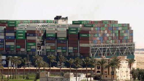 Nach Havarie: »Ever Given«-Eigentümer bieten laut Suezkanal-Behörde Millionenentschädigung an