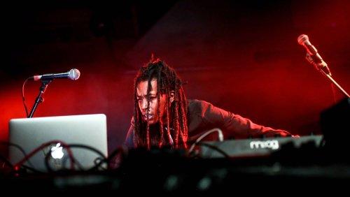 Album der Woche mit Moor Mother: Durchzug in der Geisterbahn