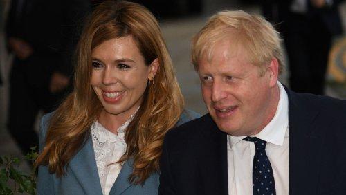 Nachwuchs in der Downing Street: Carrie und Boris Johnson erwarten ihr zweites Kind