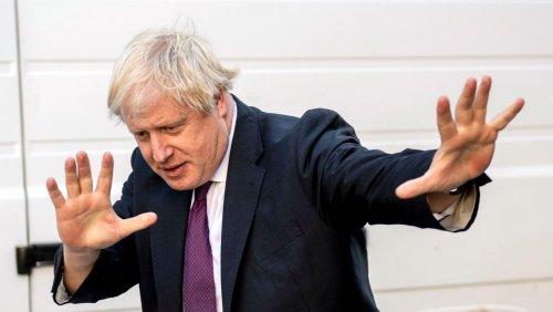 Kabinettsumbildung in London: »Boris, der Schreckliche«