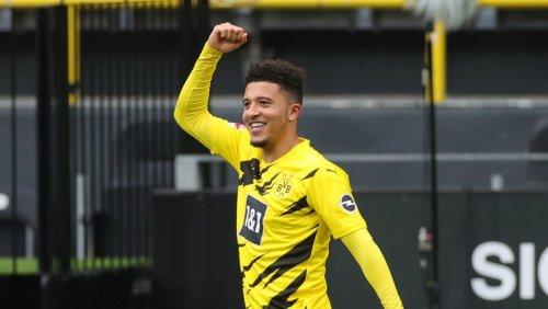 BVB-Star Sancho nach Sieg gegen Leipzig: Den Ansprüchen gerecht