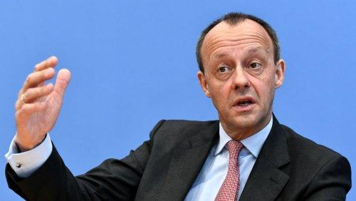 Laschet oder Söder?: Friedrich Merz drängt auf schnelle Einigung der K-Frage