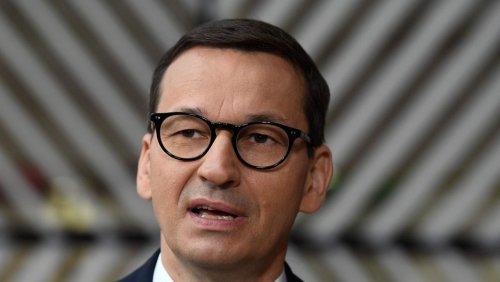 Streit mit der EU: Polens Premier spricht vom »Dritten Weltkrieg«