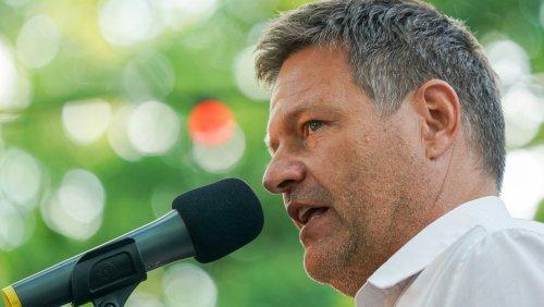 Nach Kritik von Armin Laschet: Habeck verteidigt Pläne zum Spitzensteuersatz