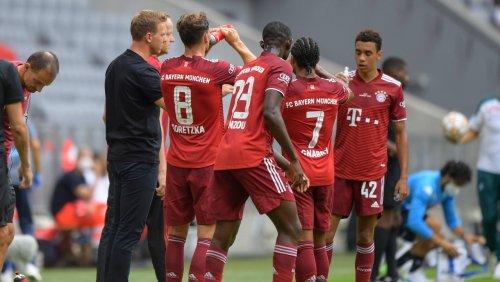 Bundesliga-Testspiele: Nagelsmann bleibt als Bayern-Trainer sieglos