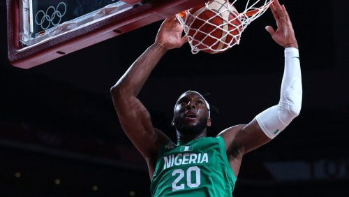 Basketball bei Olympia: Nigerias amerikanisches Dream-Team