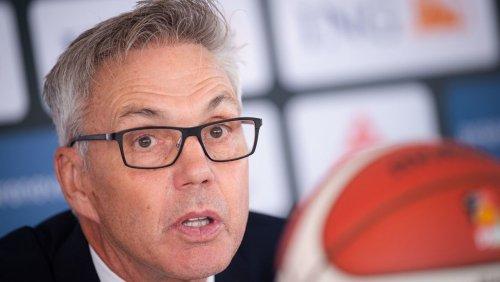 Bundestrainer Herbert: 20 Jahre Liga-Erfahrung – jetzt soll er das deutsche Basketball-Team führen