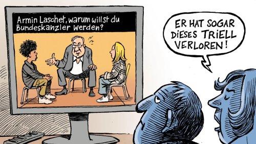 Cartoons der Woche: Wählen und impfen