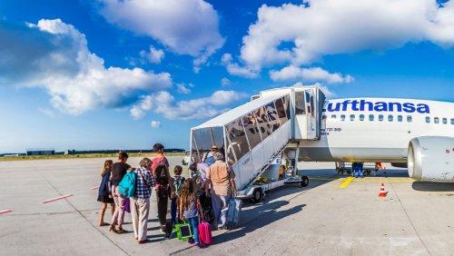 Neues Boarding-System der Lufthansa: Rein ins Flugzeug - aber schnell