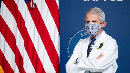 Berater des Präsidenten: Topvirologe Fauci sieht USA »auf falschem Kurs« in der Pandemie