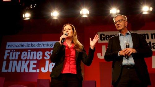 Wahlschlappe der Linken: Gebuhlt, gehofft, gescheitert