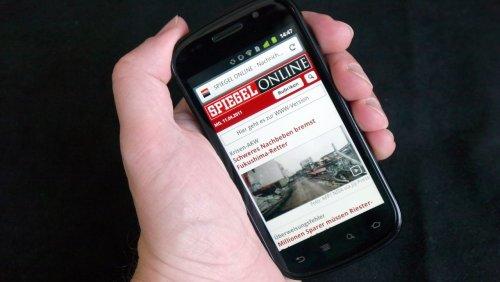 Betriebssystem Android: Google sperrt Uralt-Smartphones den Zugang