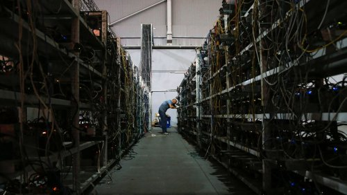 Umweltbilanz virtueller Währungen: Pro Bitcoin-Transaktion entsteht ein halbes Pfund Elektroschrott