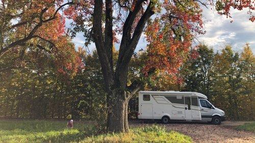 Camping mit Reisemobilen – Teil 4: Das Monster und ich