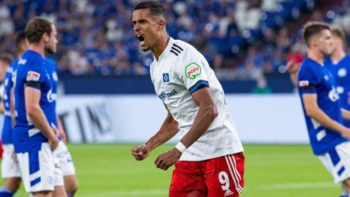 Auftaktspiel der 2. Bundesliga: Hamburger SV dreht frühen Rückstand und gewinnt verdient auf Schalke