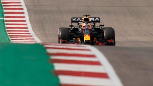Formel-1-Qualifying: Verstappen klar vor Austin-Rekordsieger Hamilton