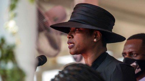 Nach Mord in Haiti: Witwe des Präsidenten erwägt eigene Kandidatur