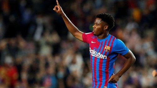 Nach Toptalent Pedri: FC Barcelona stattet auch Ansu Fati mit Milliardenklausel aus