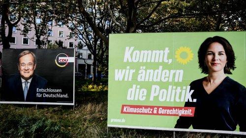 +++ News-Update zur Bundestagswahl +++: Laschet und Baerbock für härteres Vorgehen gegen islamistische Gefahren