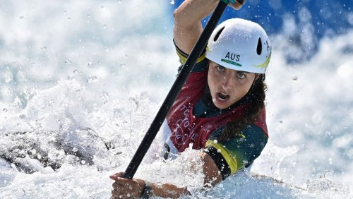 Kanu-Olympiasiegerin Jessica Fox: Eiskalt im Badewasser