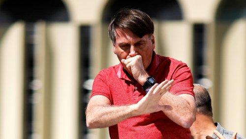Corona in Brasilien: Bolsonaro und die Kathedrale des Todes