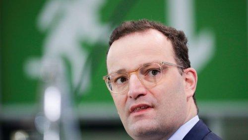 Parteivize: Spahn sieht CDU in größter Krise ihrer Geschichte