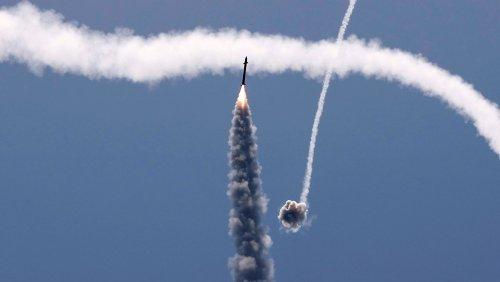 Eskalation in Nahost: Hamas schießt 1000 Raketen auf Israel – in zwei Tagen
