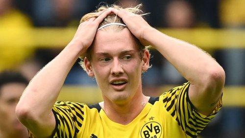 Dortmunds Matchwinner Brandt: Wie ein zerstreuter Künstler