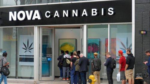 Effekt der Cannabis-Legalisierung: Kiffen für die Staatskasse