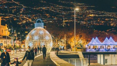 Eine Insel im Deko-Wahn: So feiert Madeira Weihnachten