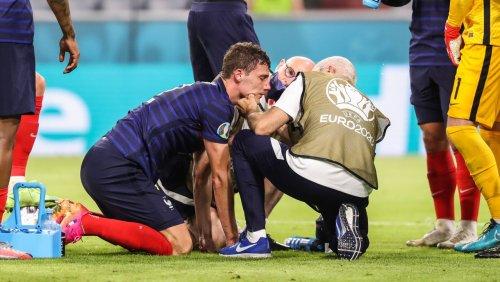 EM-Spiel gegen Deutschland: Ärzte handelten nach Pavards Zusammenprall laut Uefa richtig
