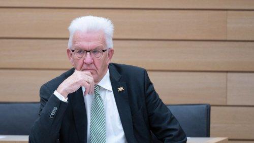 Ampelsondierungen: Kretschmann hat mit Scheitern der Grünen beim Tempolimit gerechnet