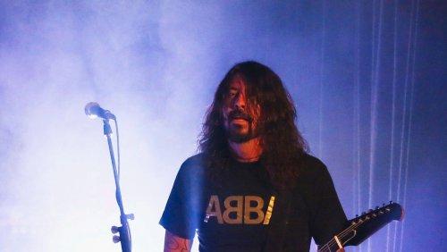 Dave Grohl über schwedische Kultband: »Sogar die neuen Abba-Songs sind umwerfend«