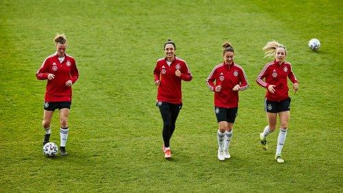 Fußball-Nationalmannschaft: Kurz vor Länderspiel – positiver Corona-Befund bei DFB-Frauen